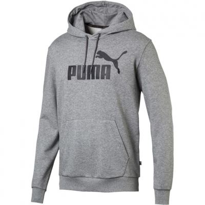 Bluza trening Hanorac Men's Puma Ess TR gray 851745 03