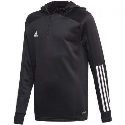 Bluza trening Hanorac for adidas Condivo 20 Track black EK2958 copil adidas teamwear