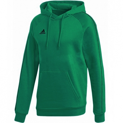 Bluza trening Hanorac for adidas Core 18 Youth green FS1893 copil adidas teamwear