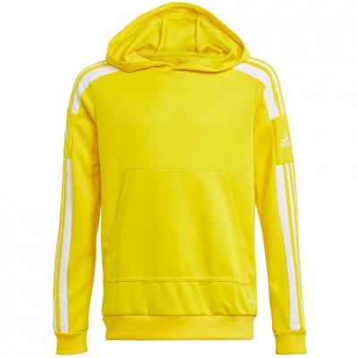 Bluza trening Hanorac for adidas Squadra 21 Youth Yellow GP6431 copil adidas teamwear