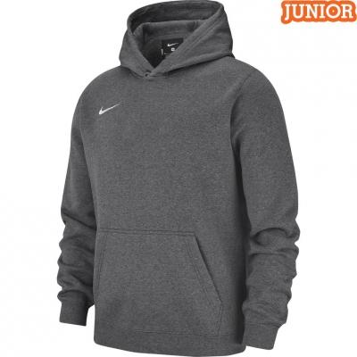 Bluza trening Hanorac Nike PO FLC TM Club 19 gray AJ1544 071 copil