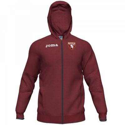 Bluza trening Hotel Hooded Zipper Torino Burgundy Joma