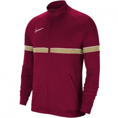 Jacheta Men's Nike Dri-FIT Academy 21 Knit Track claret CW6113 677