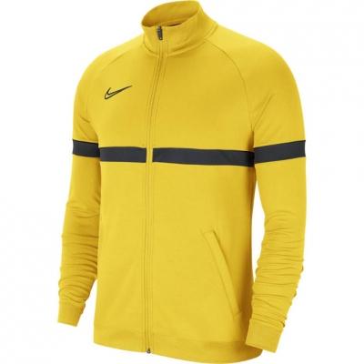 Jacheta Men's Nike Dri-FIT Academy 21 Knit Track Yellow ta CW6113 719
