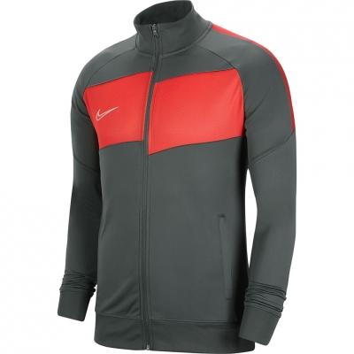 Bluza trening Nike Dry Academy JKT K gray-red BV6918 068