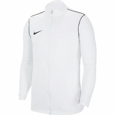 Bluza trening Nike Dry Park 20 TRK JKT K white BV6885 100