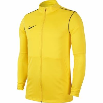 Bluza trening Nike Dry Park 20 TRK JKT K yellow men's BV6885 719
