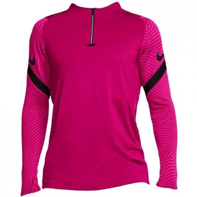 Bluza trening Men's Nike Dry Strike Dril Top NG Pink CD0564 639