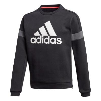 Bluza trening adidas Branded Crew Pullover baietel