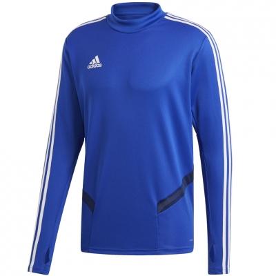 Bluza trening Men's adidas Tiro 19 Training Top blue DT5277 adidas teamwear
