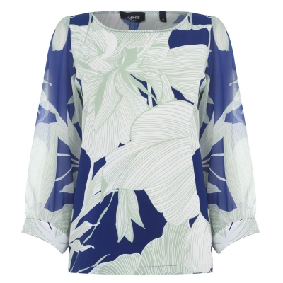 Emme Ananas Blouse