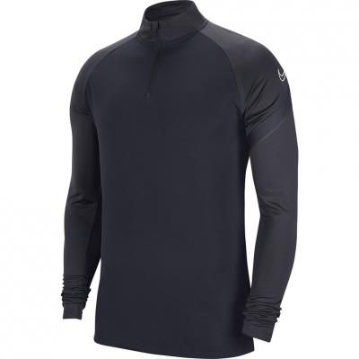 Bluza męska Nike Dry Academy Dril Top granatowo-szara BV6916 451