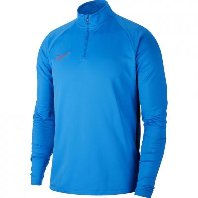 Bluza męska Nike Dry Academy Drill Top niebieska AJ9708 453