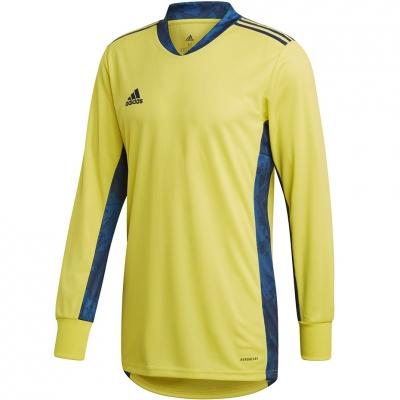 Adidas AdiPro 20 Portar Jersey Longsleeve Portar Jersey Yellow FI4195 adidas teamwear