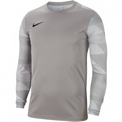 Nike Dry Park IV JSY LS GK gray Portar jersey gray CJ6072 052 copil