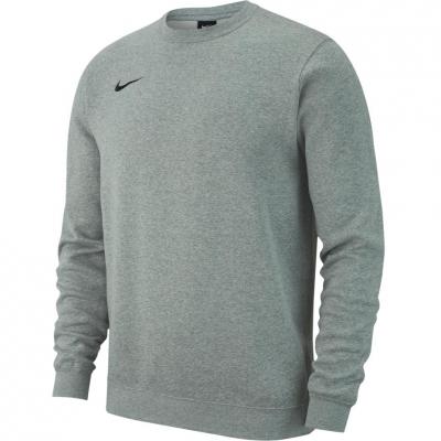 Bluza trening Men's Nike M CRW FLC TM Club 19 j. Gray AJ1466 063