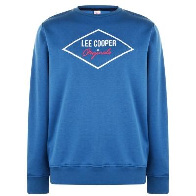 Bluza trening Lee Cooper Diamond Crew barbat