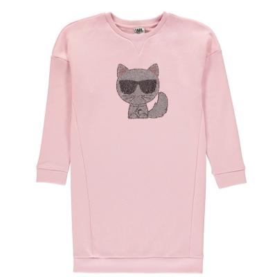 Bluza trening Rochie Karl Lagerfeld Cat