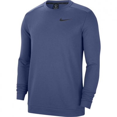 Bluza trening Bluza Men's Nike M Nk Dry Crew blue CU6795 469