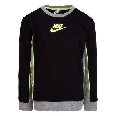 Bluza trening Nike Colorblock Crew