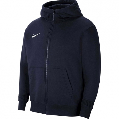 Bluza Hanorac Nike Park 20 Full-Zip for navy blue CW6891 451 copil