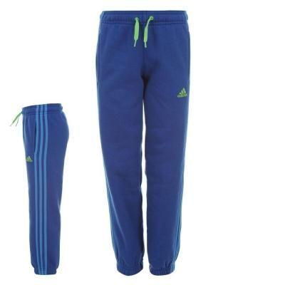 Bluze Pantaloni adidas 3 Stripe Sweat pentru baieti pentru Bebelusi pride ink albastru