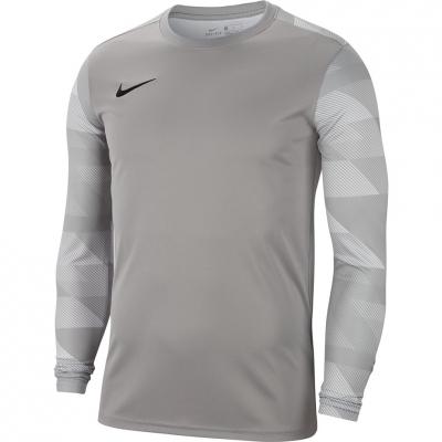 Camasa Nike Dry Park IV JSY LS GK Portar gray CJ6066 052