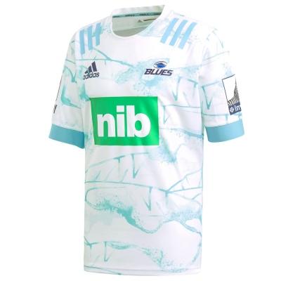 Camasa adidas Blues Parley Rugby 2020