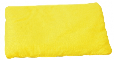 A Big Sport yellow gymnastic pouch