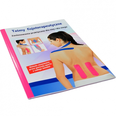 """BOOK """"KINESIOTAPING"""" APPLICATION OF PHYSIOTHERAPY TAPES"""