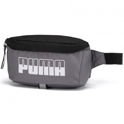 Curea pouch Puma Plus Waist II gray-black 075751 06