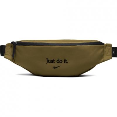 Geanta box Hip Nike Heritage Hip olive BA5781 399