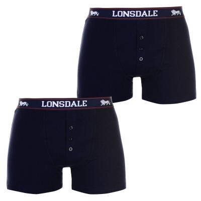 Lenjerie intima Lonsdale 2 Pack barbat