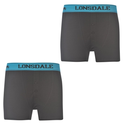 Lenjerie intima Lonsdale 2 Pack copil