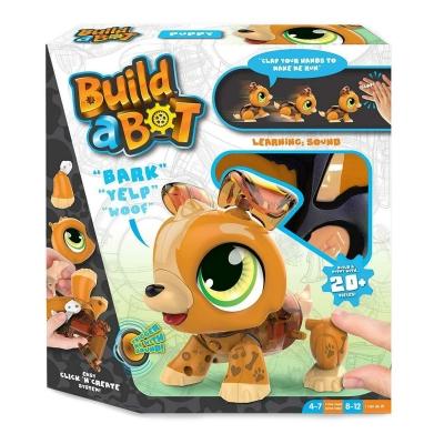 Build A Bot A Bot Puppy Toy