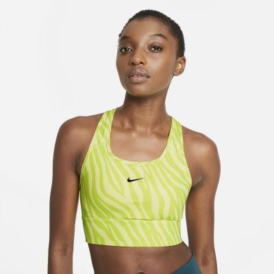 Nike Swoosh Icon Clash Medium-Support 1-Piece Sports Bra dama