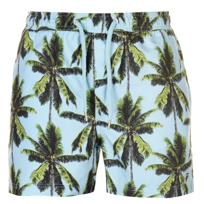Pierre Cardin Tropical Swimshorts barbat