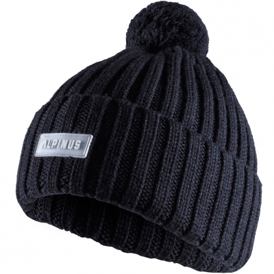 Alpinus Matind Hat Gray dark gray A8-G