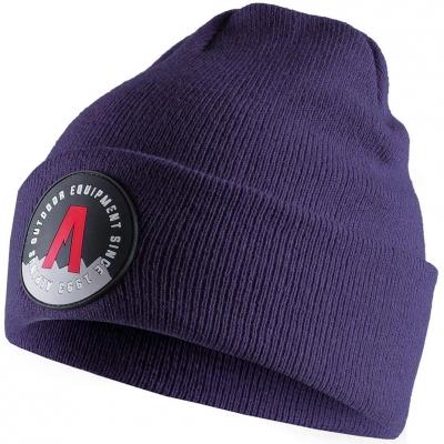 Alpinus Helsinki Cuffed Beanie purple AWH007