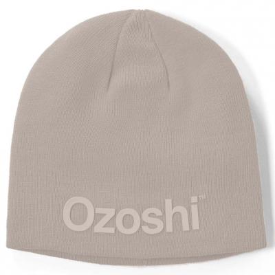 Ozoshi Hiroto Classic Beanie gray OWH20CB001