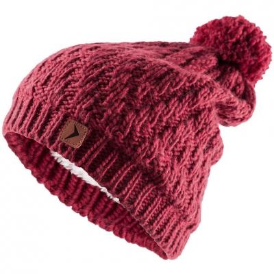 Outhorn HOZ18 CAD608 's hat dark pink dama