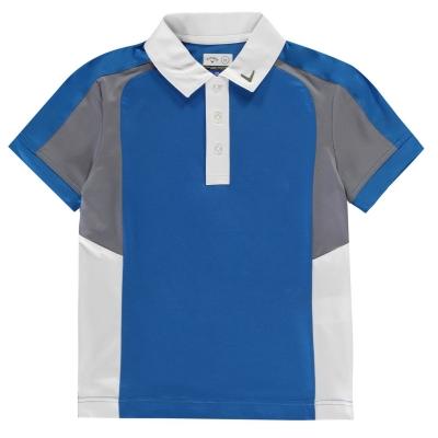 Camasa Callaway Block Golf Polo copil baietel