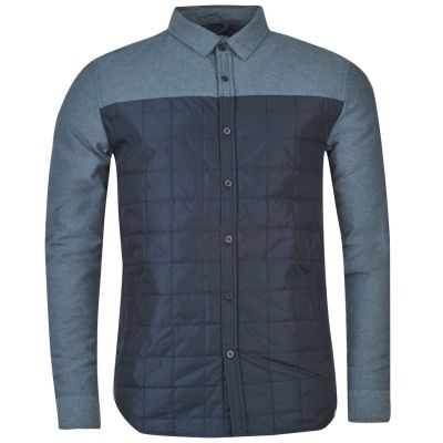 Camasa Fabric Quilted Nylon barbat