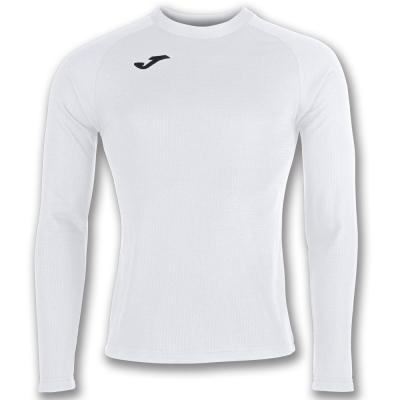 Swearshirt White L/s Joma