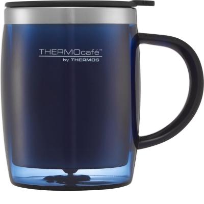 Thermos Transparent Desk Mug