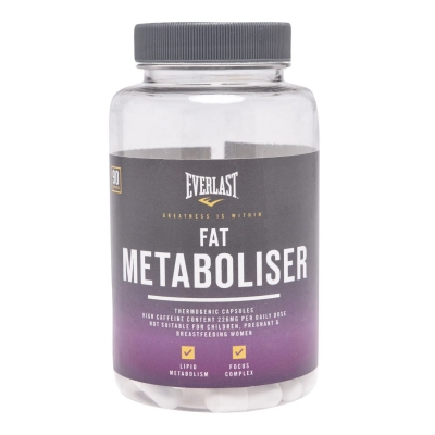 Everlast Fat Metaboliser Capsules