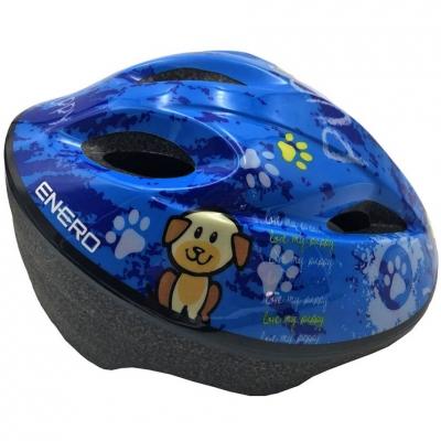 Casca Bicycle for adjustable Puppy 51-53 cm Enero blue 1011073 copil