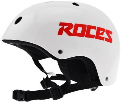 Casca ROCES AGGRESSIVE white 300756
