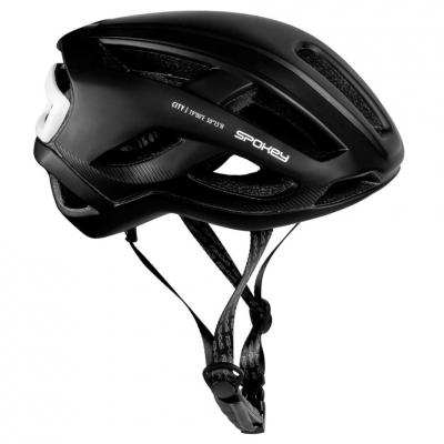 Casca Bike Spokey City 55-58 cm black 926876