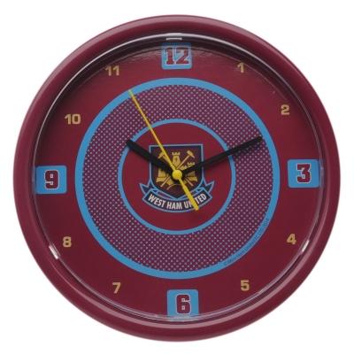 Minge Fotbal Team Wall Clock